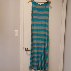 Calvin Klein casual maxi dress